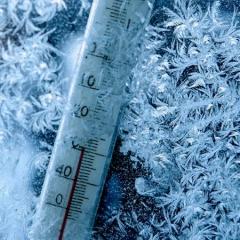 Морозы могут спровоцировать рост пожаров.