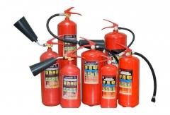 А у вас дома есть огнетушитель?