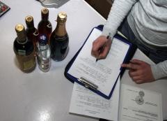 Установлена административная ответственность за незаконную розничную продажу алкогольной и спиртосодержащей пищевой продукции физическими лицами.