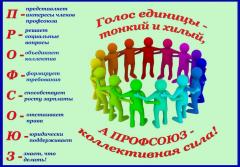 Об участии в управлении профсоюзом