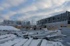 Первый корпус со двора 21.01.2014