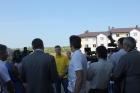 Общение Губернатора с будущими жильцами домов 31 июля 2014г.